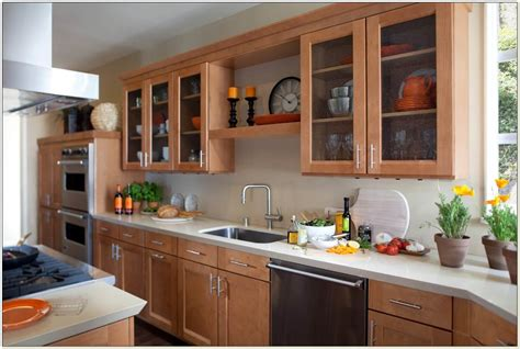 american woodmark kitchen cabinets prices american woodmark maple spice kitchen cabinets cabinet 7448