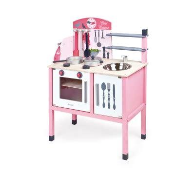 maxi cuisine chic janod cuisinière en bois la maxi cuisine mademoiselle jeux
