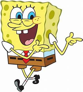 Cartoon Characters: Bob Esponja PNG