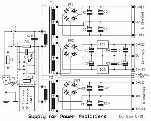 High Power Amplifier 300w Project