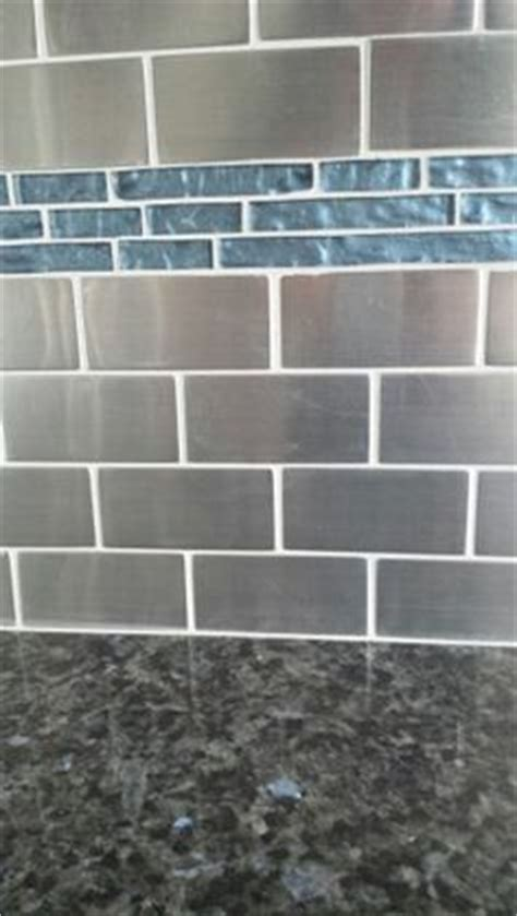 blue kitchen tiles ideas subway tiles with mosaic accents backsplash with