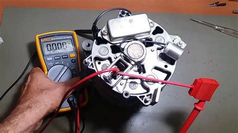teste o regulador de tens 227 o montado no alternador