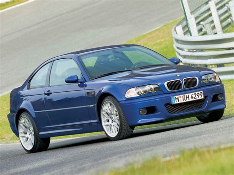 2004 Bmw M3 Competition Package
