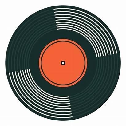 Record Vinyl Illustration Transparent Vector Svg Rarity