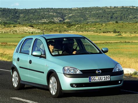 Opel Corsa C by Car In Pictures Car Photo Gallery 187 Opel Corsa C 5 Door