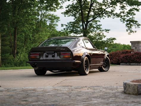 Datsun 240zg by Rm Sotheby S 1972 Nissan Fairlady 240zg Monterey 2018