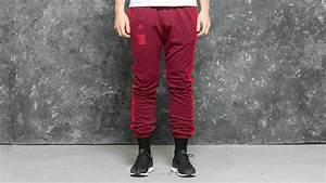 Adidas Yeezy Calabasas Track Pant Maroon Cheer Scarlet