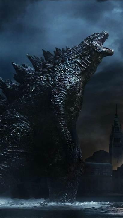 Godzilla 4k Iphone Wallpapers Phone Yodobi Backgrounds