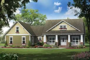 one story craftsman style homes craftsman style house plan 4 beds 2 5 baths 2100 sq ft