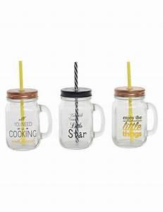 Distributeur De Paille : distributeur de boisson en verre avec robinet ~ Teatrodelosmanantiales.com Idées de Décoration