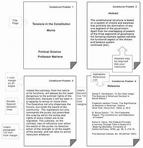 St joseph hospital apa template for Apa format for papers template