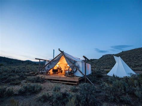 8 best places to go glamping in colorado tripstodiscovercom