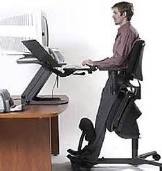 til sitting upright in your chair is bad for your