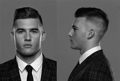 The Best Hairstyles for Round Faced Men