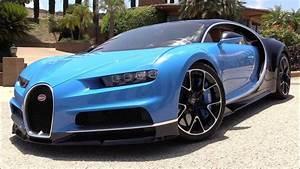 2017 Bugatti Chiron - Start Up, Exhaust & In Depth Review ...  Bugatti