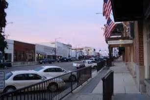 Downtown Starkville Mississippi