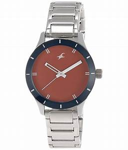 Fastrack 6078SM05 Analog Women's Watch Price in India: Buy ...