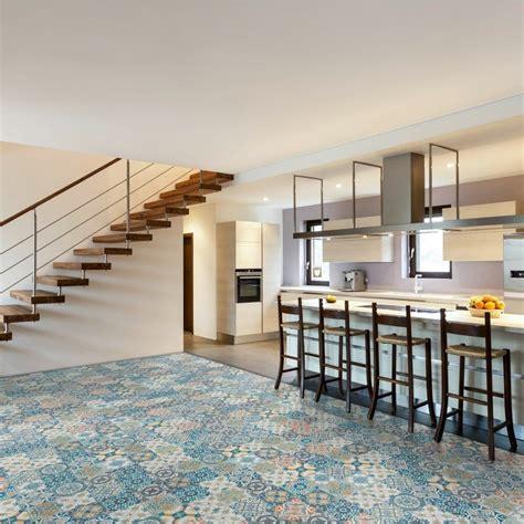 aurora mm ornate moroccan tile laminate flooring