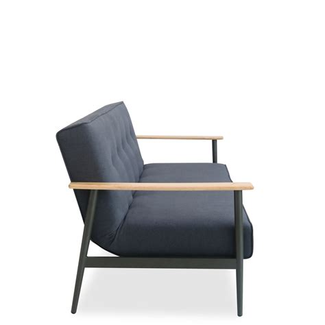 canape fr canapé 3 places design scandinave convertible osborn