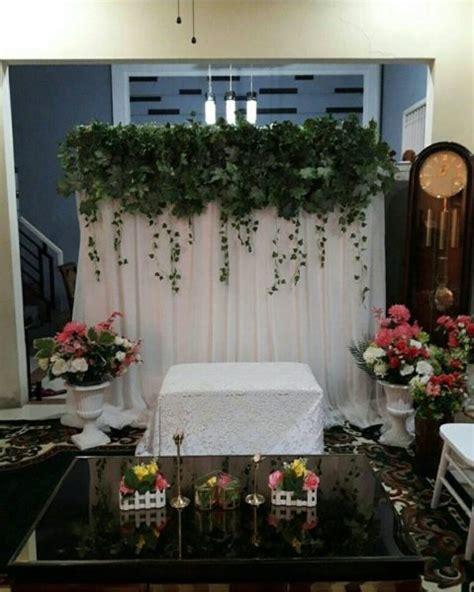 dekorasi akad nikah jogja dekorasi pernikahan  event