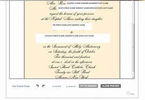 please help me wedding invitation wording weddingbee With wedding invitation etiquette capitalization