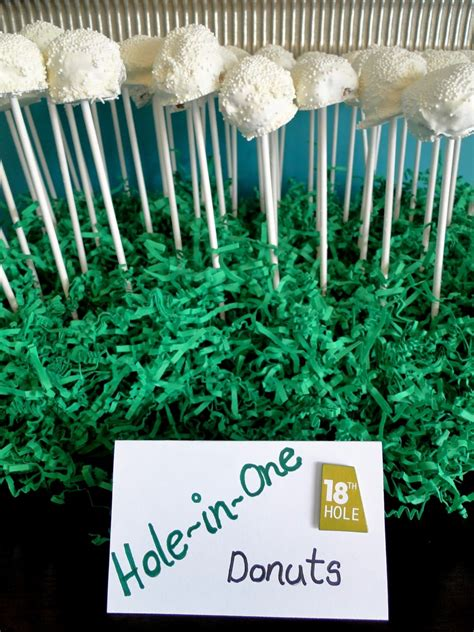 Golf becomes their new day job. Golf Party Decor   Golf party decorations, Golf party, Golf theme party