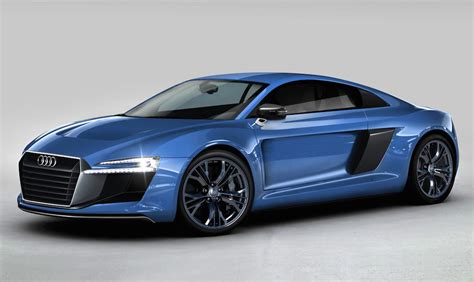 First Look 2016 Audi R8