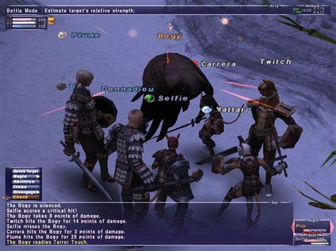 editorials playstation  final fantasy xi megagames