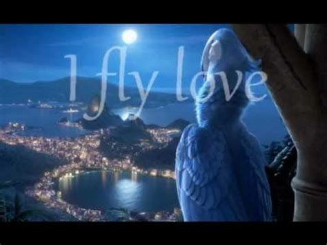 fly love jamie foxx rio soundtrack lyrics youtube