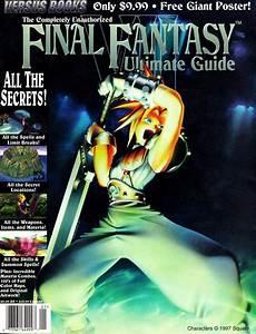 Versus Books Final Fantasy Vii Ultimate Guide Free Pdf