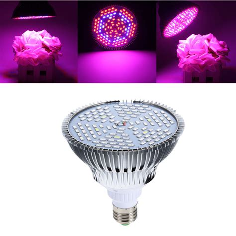 45w e27 spectrum led plant grow lights bulb veg