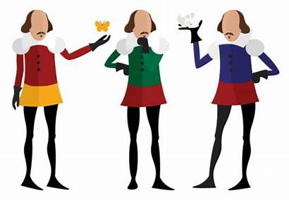 Actor Acting Clipart Shakespearean Transparent Project Webstockreview