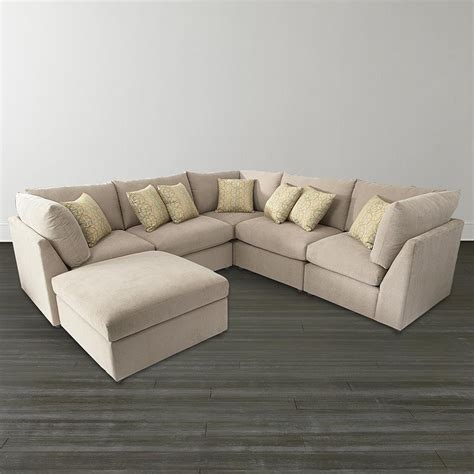 sydney slipcover small u shaped sectional sofa leather sectional sofa