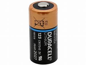 Duracell DL123A Lithium Battery Bulk Packaging