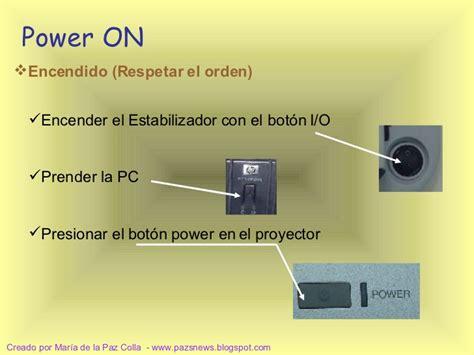 como usar un proyector en una laptop c 243 mo instalar y usar el proyector