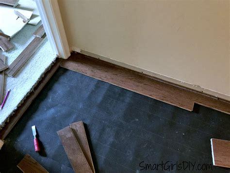 fashionable  moisture barrier  hardwood floors