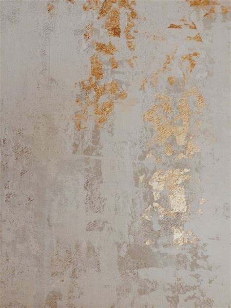 Wand Gold Streichen by Gold Plaster Wall Quest For The Nest