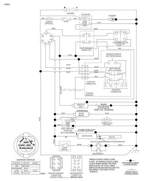 Husqvarna Ythk Parts Diagram For