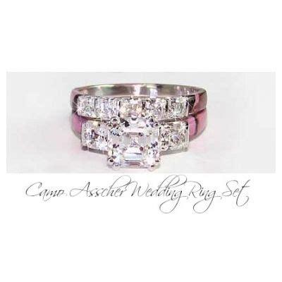 camo wedding rings ideas  pinterest country