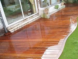 Terrasse En Ipe : terrasse bois arrondie en ipe centerblog ~ Premium-room.com Idées de Décoration