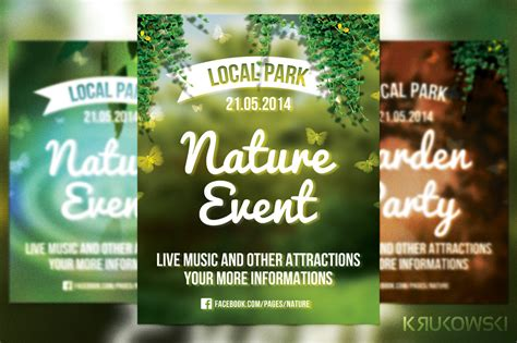 Flyer Templates On Creative Market