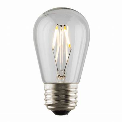 Led Bulb Filament Watt S14 Clear Outdoor