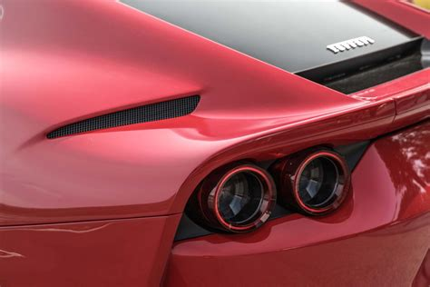 ferrari  superfast rear taillights  motortrend