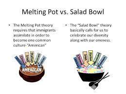 melting pot or salad bowl r 233 sultat de recherche d images pour quot salad bowl melting pot quot michel