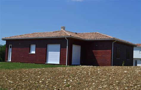 maison ossature bois dordogne maison en bois pas chere plan maison bois figuier maison cube bois pas cher 3 et design