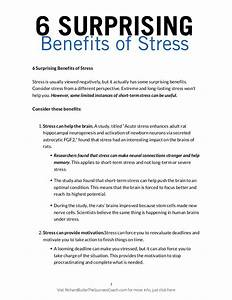 6 Benefits Of Stress
