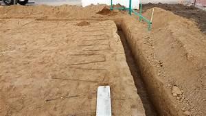 Bewehrung Bodenplatte Aufbau : streifenfundament fundament ausgraben und betonieren ~ Orissabook.com Haus und Dekorationen