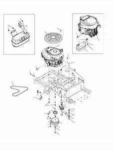 Page 20 Of Gravely Lawn Mower 915170 Zt 42 Carb  Sn 030000
