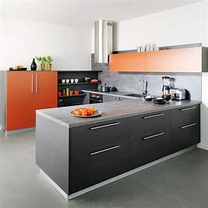 Modele De Cuisine Cuisinella : cuisinella zoom sur les tendances cuisines 2010 avant ~ Premium-room.com Idées de Décoration