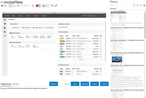 open source billing  invoice software